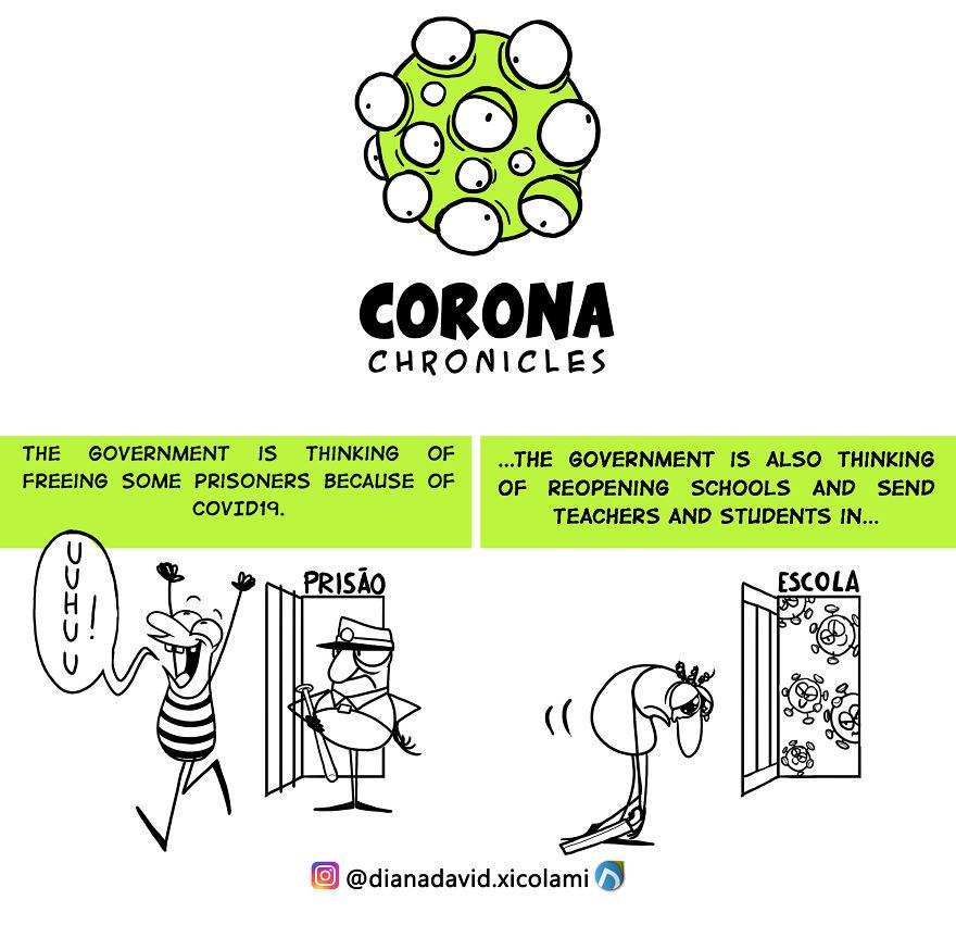 Balikpapanku - 25 things that happened during the CORONA VIRUS pandemie 5e90963512fde  880