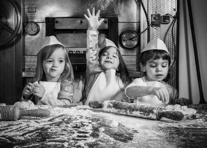 Happy bakery by suewetjen Spain 5e8f3d0ad1161  880 - As 50 fotos profissionais mais alegres de 2020!