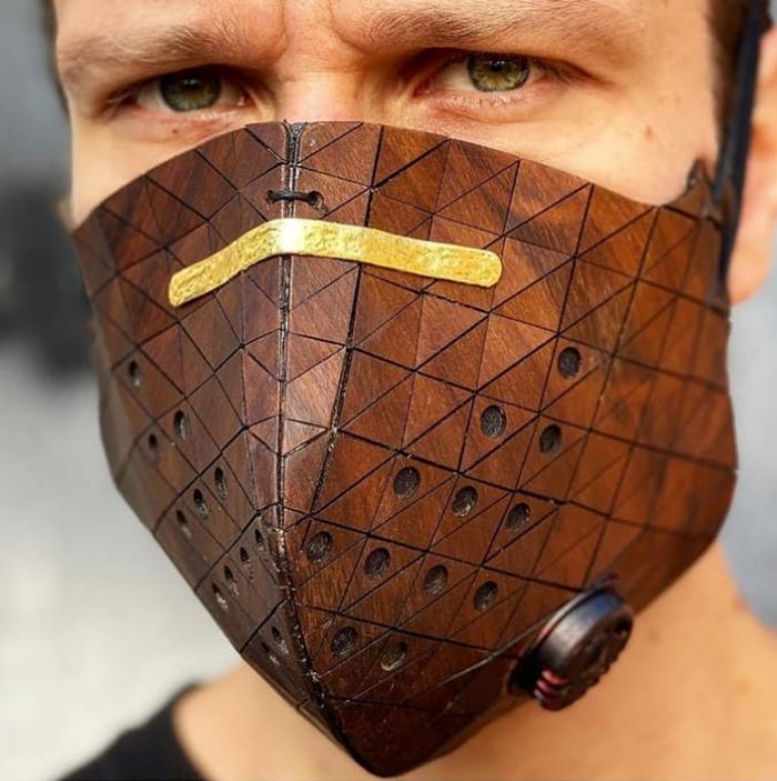 Balikpapanku - creative unique masks 50 5e905e7021d03  700