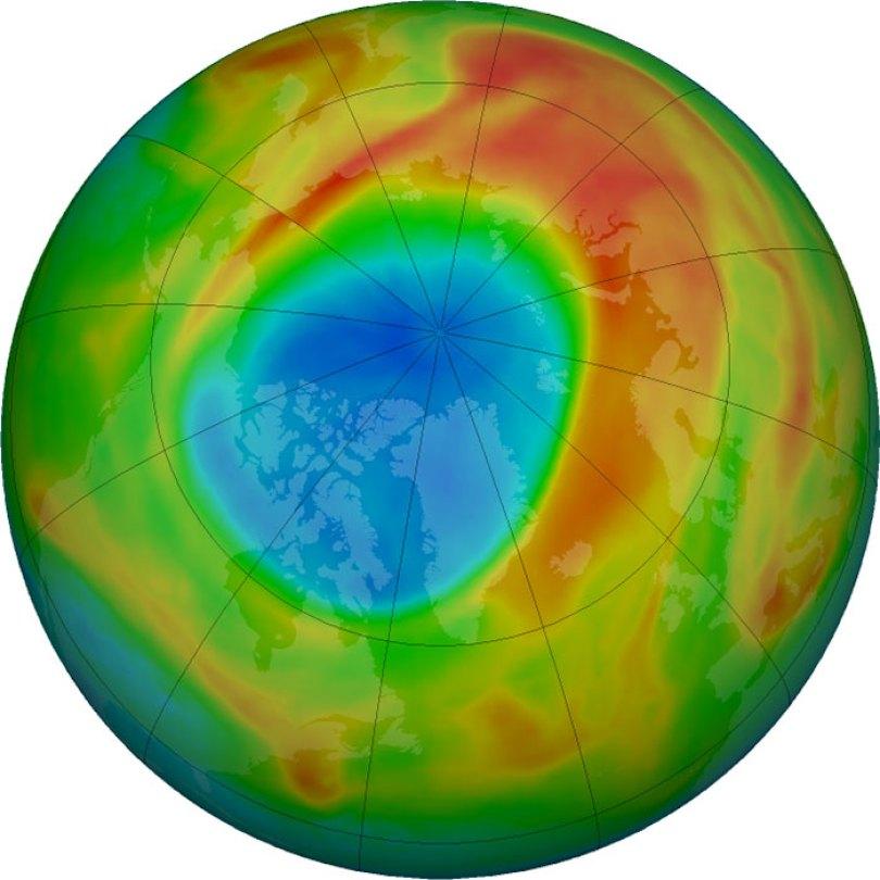 north hemisphere arctic ozone hole closed 2 5eaa8b63f1304  700 - Cientistas anunciam que provavelmente o maior buraco na camada de ozônio se fechou
