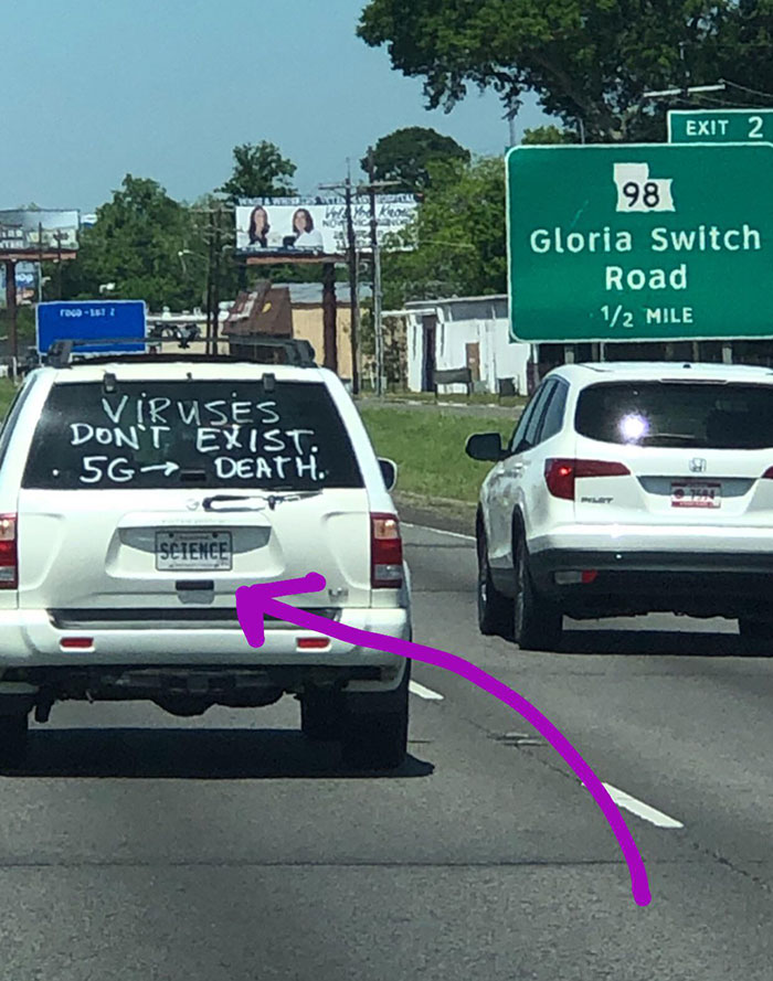 5G —> Death = Science