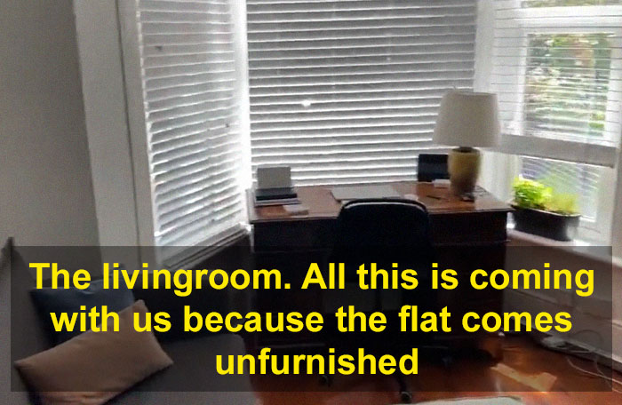 Guy Films A Hilarious Apartment Tour For His Letting Agent After Being Forced Out Of It By The Landlord, Doesn't Let Any Problem Go Unnoticed