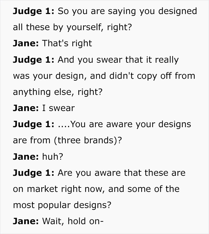 Entitled Fashion Student Steals Designs, Gets Humiliated In Front Of The Class