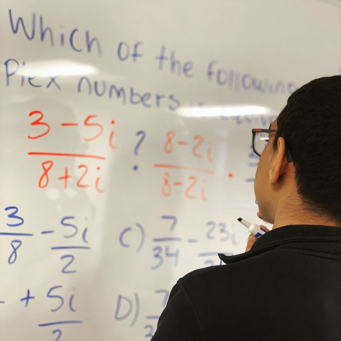 16 Y.O. TikToker Is Using Social Media To Tutor Math And Sciences Out Of School