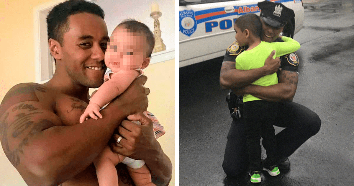 I Am A Black Man. I Am A Police Officer': Black Police Officer Asks People Not To Judge Who He Is In A Touching Post
