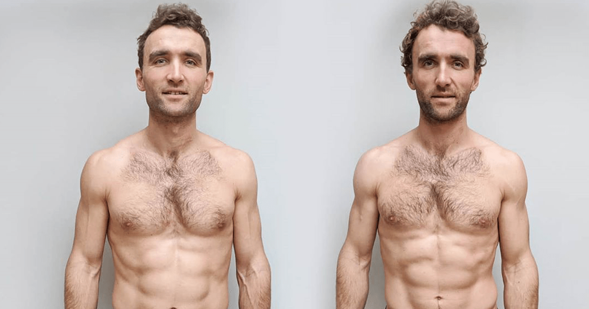 Identical Twins Test Meat vs. Vegan Diet For 12 Weeks To Compare Their Results