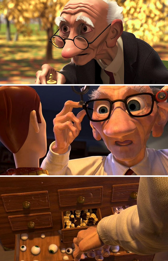 Chicken Guy From Toy Story : chicken, story, Brilliant, Small, Details, Hidden, Story, Movies, Success, Lounge