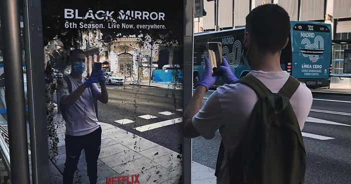 Netflix Ad States Black Mirrors Season 6 is Reality And It All Makes Sense Now