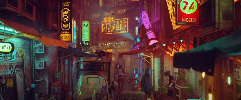 playstation 5 ps5 cybercity stray cat game 5ee718883432f  700 - Novo jogo para PS5 permite que você seja um gato em cidade cybernetica