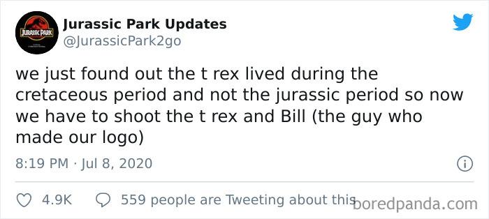 Jurassic-Park-Twitter-Jurassicpark2go-Funny