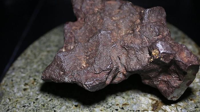 Edmore meteoriteworth $100K