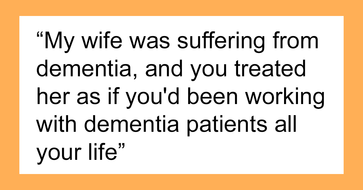 Widower Writes A Letter To A Hairdresser Telling How Powerful Her Profession Is After She Cuts His Wife's With Dementia Hair