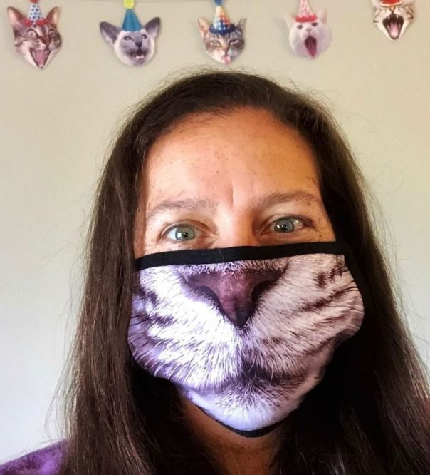 Realistic-Cat-Face-Masks