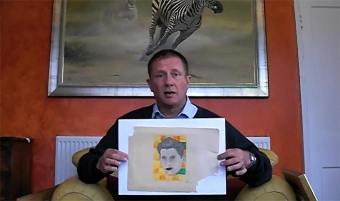 Andy Warhol sketchworth $2M