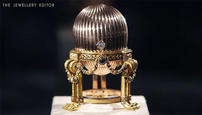 Faberge Eggworth $20M