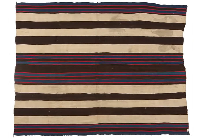 Hand-Me-Down Navajo Blanketworth $1.5M