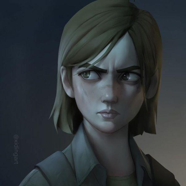 Ashley Johnson (Ellie)