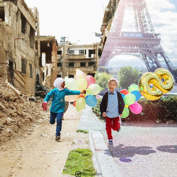 Children Are Children First - Balloons