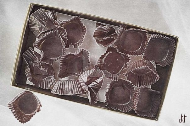 Boyfriend Destroys My Chocolate Box