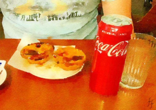 New Boyfriend's Tart And Coke Habit