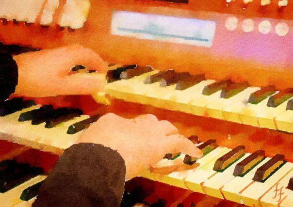 Neighbour's Relentless Organ Leaves Me Trembling