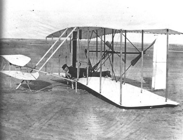 On Whether Airplanes Were Feasible In 1903