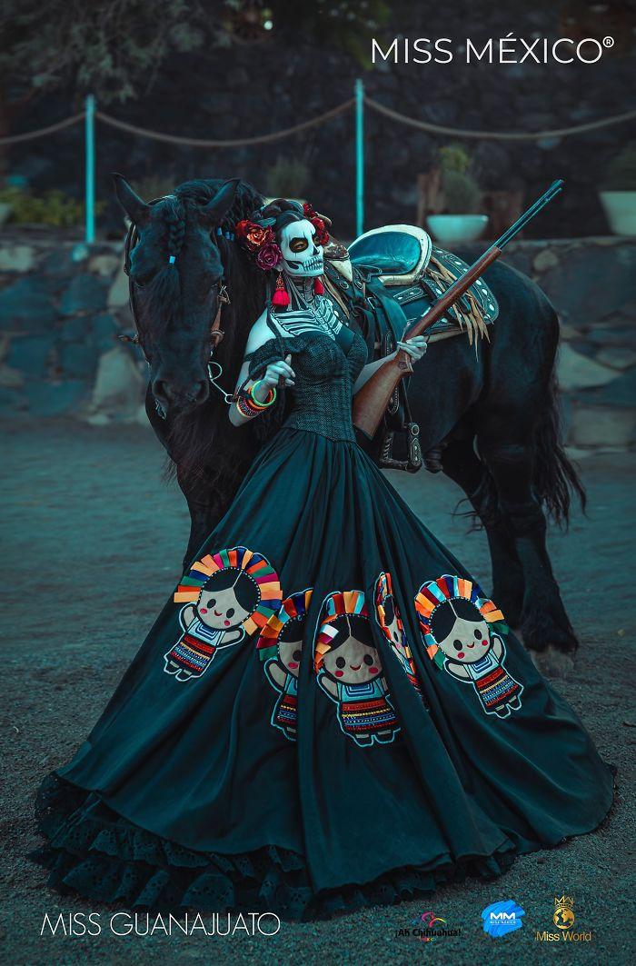 Miss Guanajuato, Georgina Villanueva