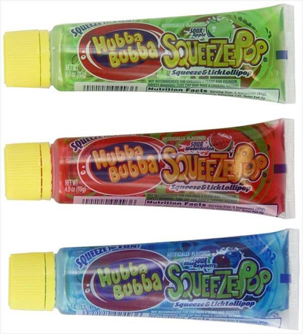 Squeeze Pop