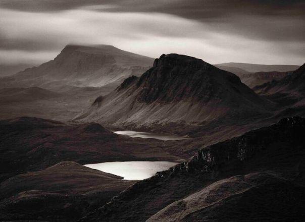 Black And White Commended: Frans Van Hoogstraten, 'Totternish Ridge', Isle Of Skye