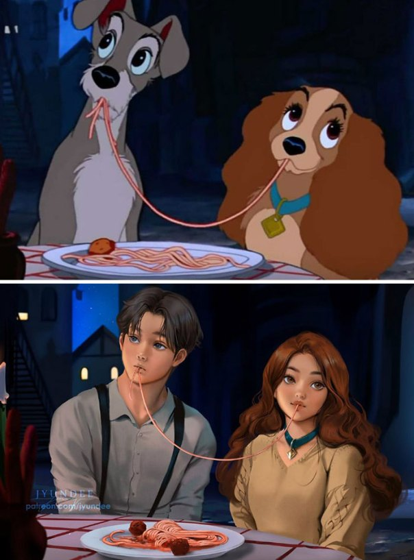 Lady And The Tramp (Lady And The Tramp)
