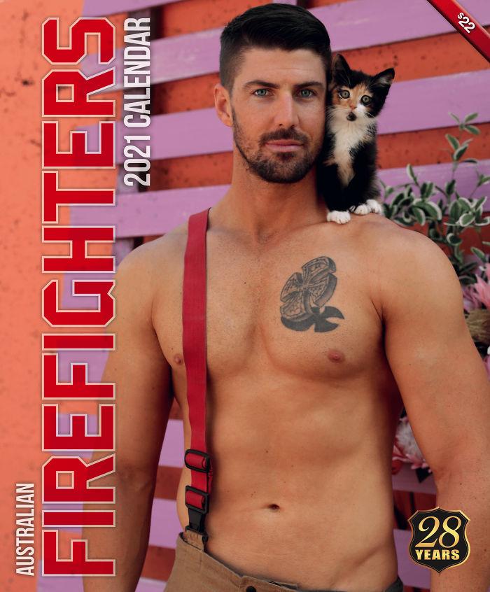 Australian-Firefighters-Animals-Calendar-2021