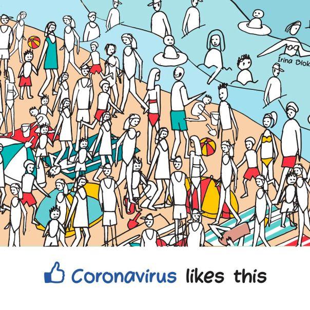 Coronavirus Likes This