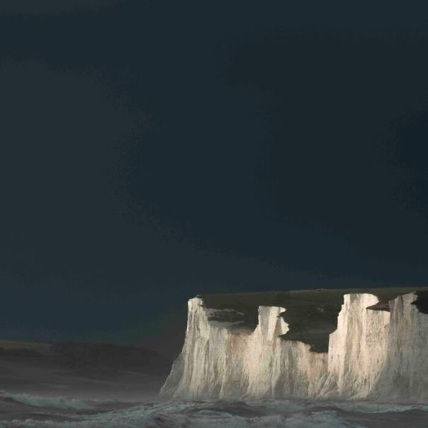 Classic View Runner Up: Miguel Pilgrim, 'Seven Sisters Cliffs,' East Sussex