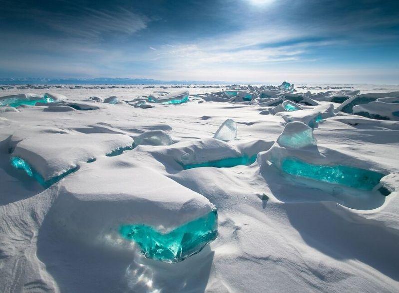 Public's Winner: 1st Place 'Baikal Treasure' By Alexey Trofimov