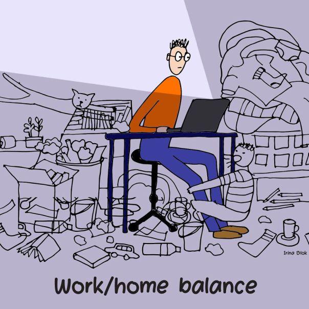 Work/Home Balance