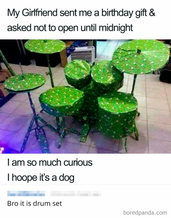 This Is A Drum Set...