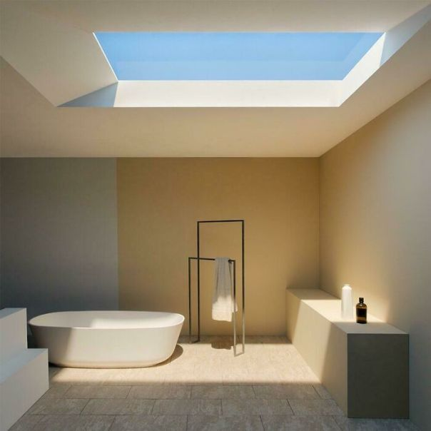 The Skylight Isn't Real, The Coelux, California USA