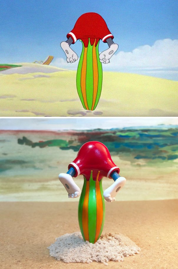 Sculptures By Artist Taku Inoue Will Take You Back To Childhood