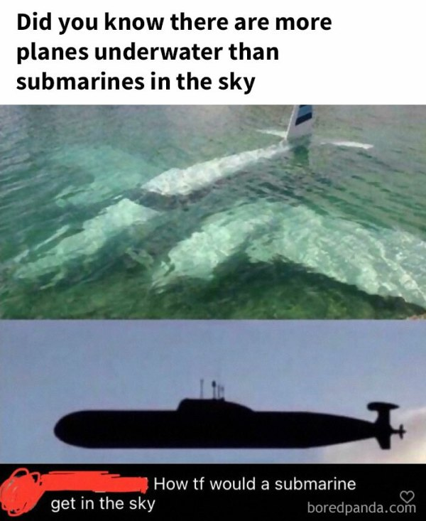 Same Way All Submarines Do