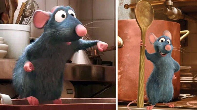 ratatouille hidden details pixar 5fc5f77db6fa6  700 - Os impecáveis detalhes da Pixar: Todos os ''easter eggs'' de Rattatouille