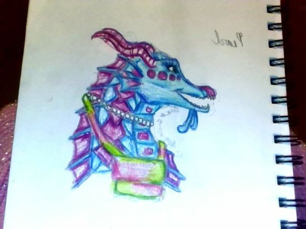 My Dragon! I've Already Posted This But I Will Show My Wof Appreciacion.
