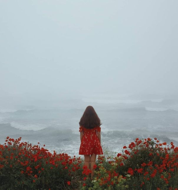 I Take Self-Portraits To Cope With Depression