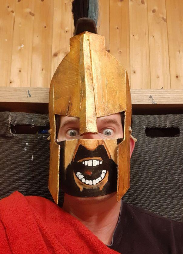 This Is Spartaaaaaa!