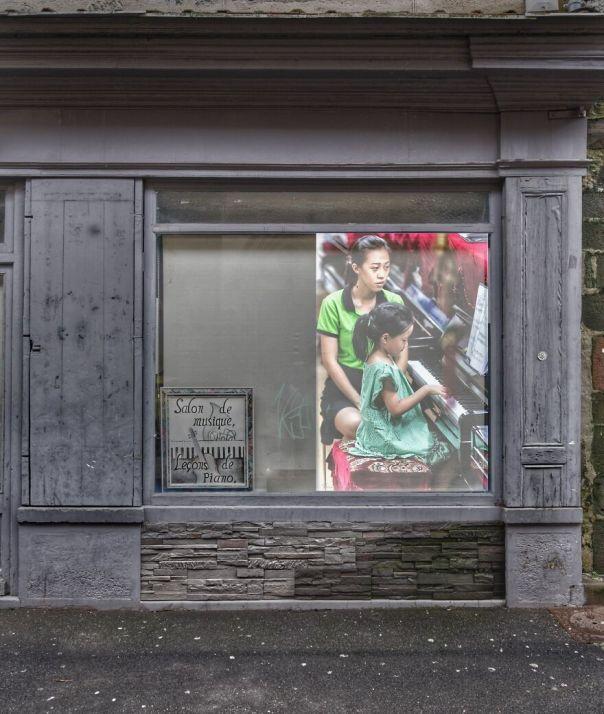 Digital-Art-Shops-Reopened-Superimposing-Photos-Lockdown-Aurillac-Bernard-Russo