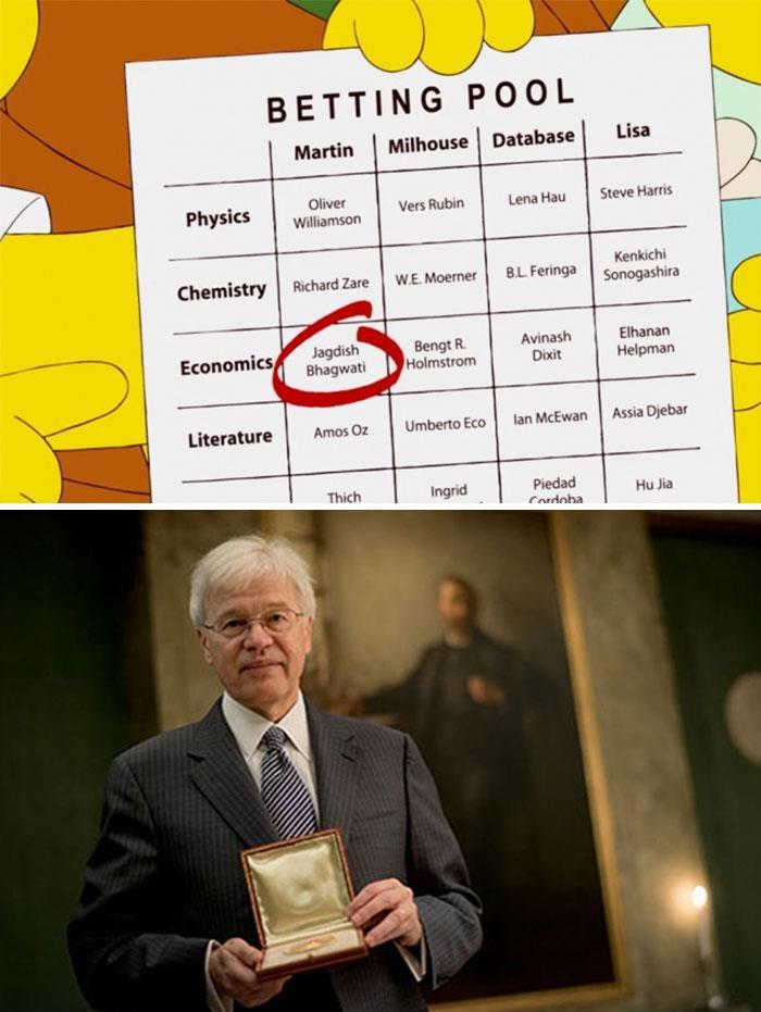 Nobel Prize Winner