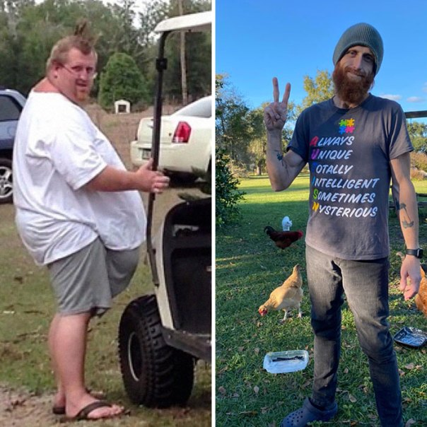 Two Different Doctors Once Told Me I Wouldn't Live To See My 40th. I Was 500 Pounds At The Time. Today Is My 40th. During That Time I Lost 350lbs
