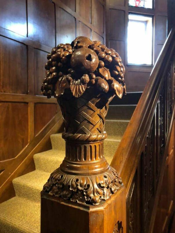Stair Handle