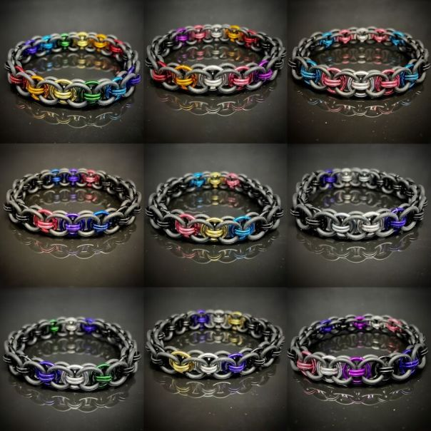 Pride Stretchy Bracelets