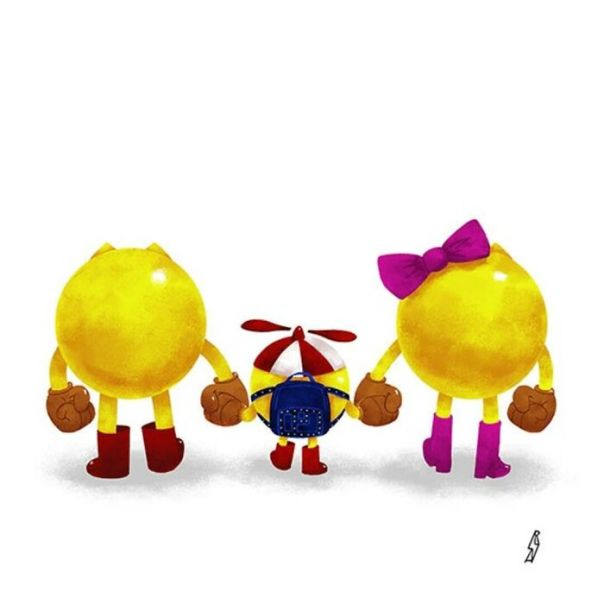 Pac-Man (Pac Family)