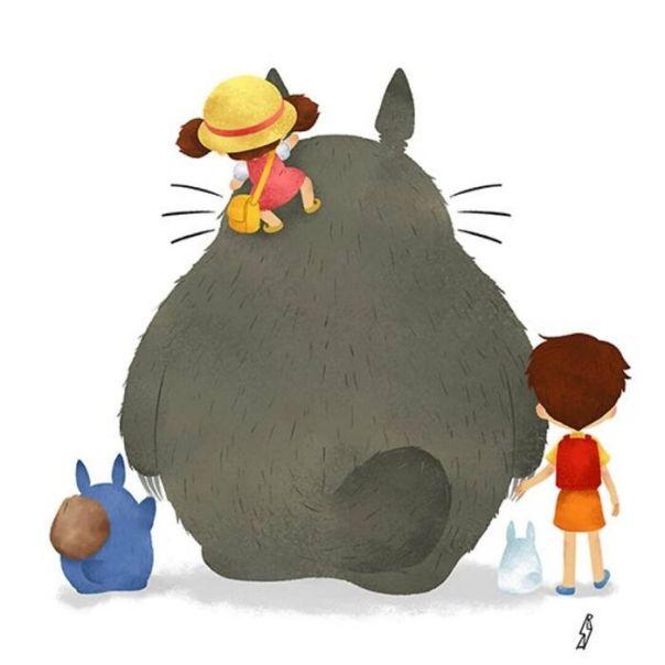 My Neighbor Totoro (Neighbor Family)